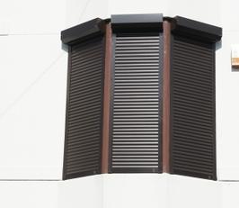 Kmc moustiquaires - Volets en alu isolé